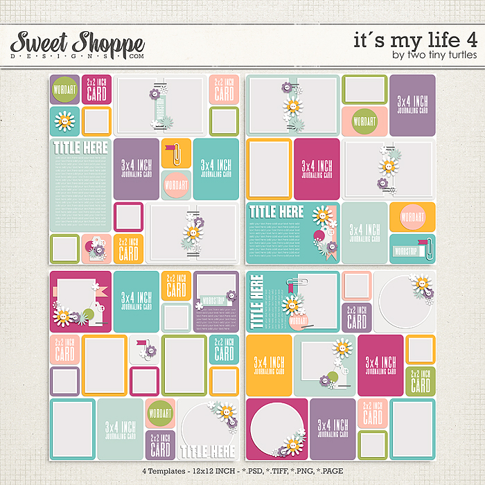 It´s My Life 4 by Two Tiny Turtles