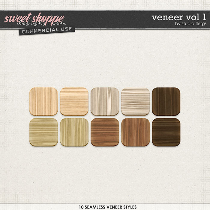 Veneer VOL 1 by Studio Flergs