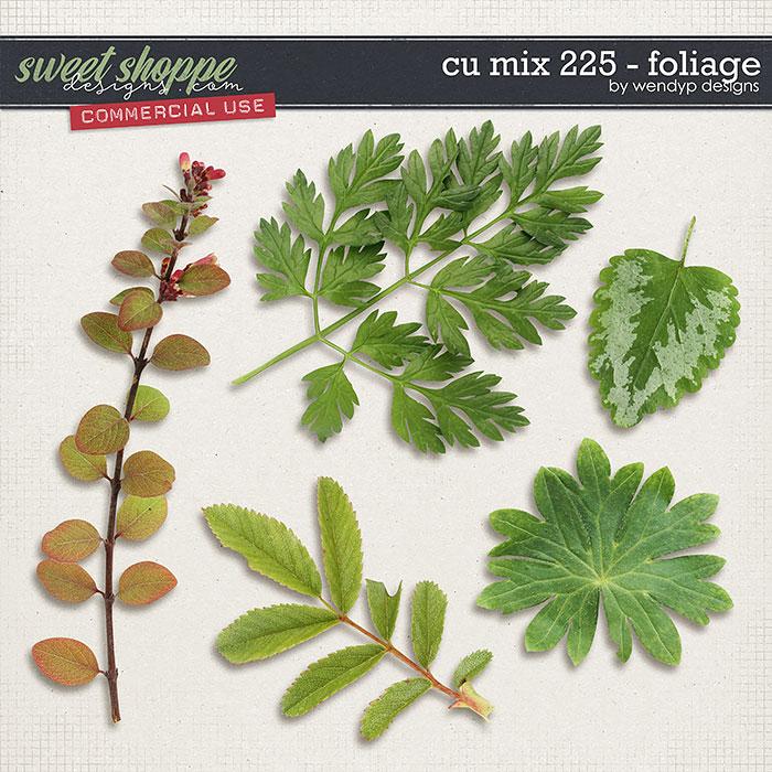 CU Mix 225 - Foliage by WendyP Designs