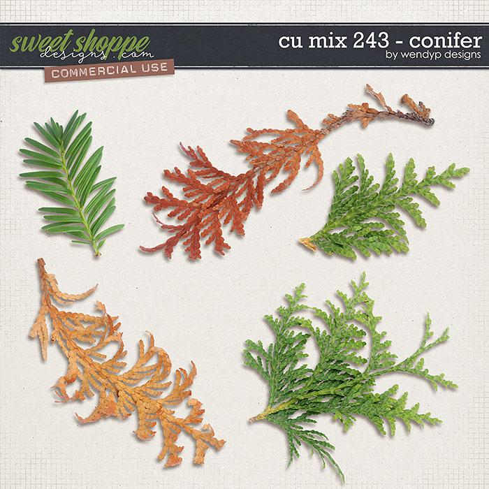 CU Mix 243 - conifer by WendyP Designs