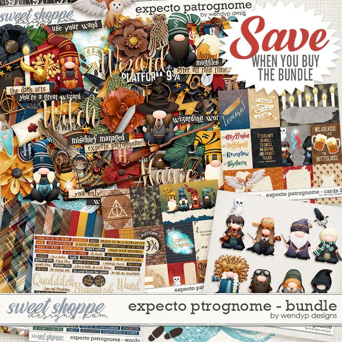 Expecto Patrognome - Bundle & *FWP* by WendyP Designs