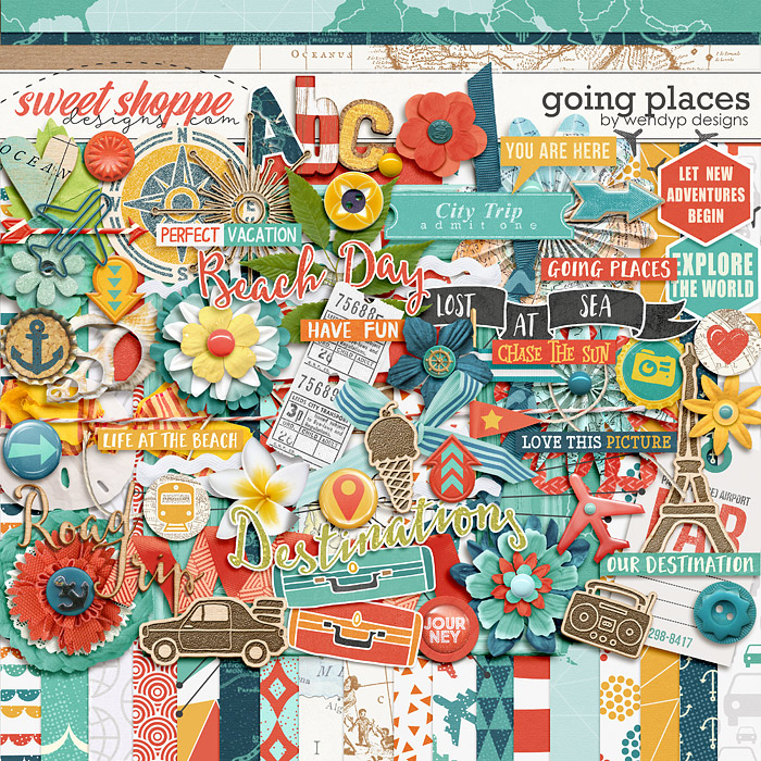 Going places by WendyP Designs
