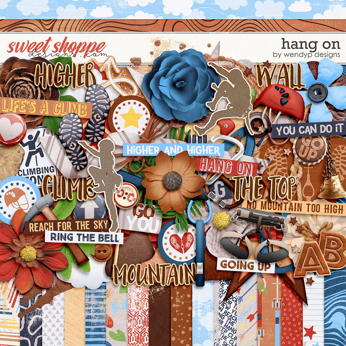 Hang on by WendyP Designs