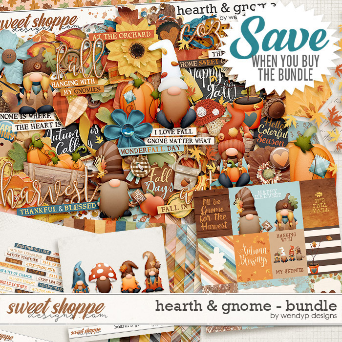 Hearth & Gnome - Bundle by WendyP Designs