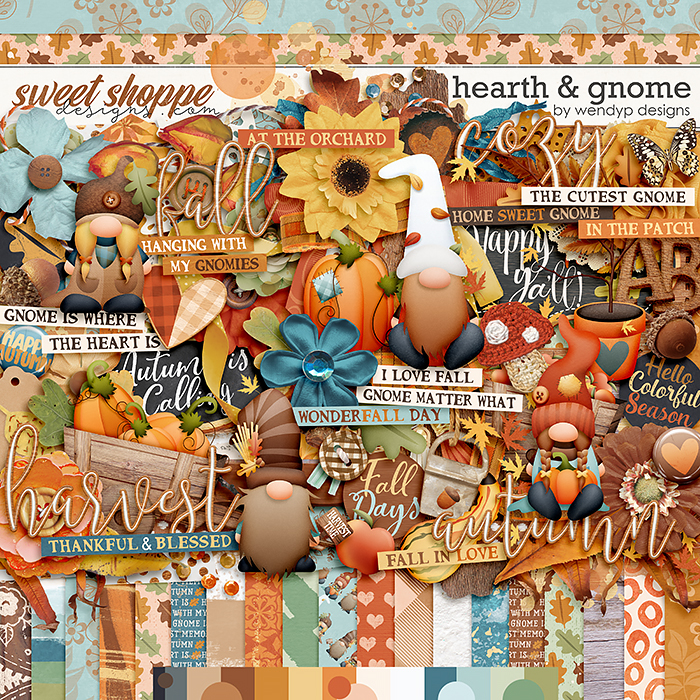 Hearth & Gnome by WendyP Designs