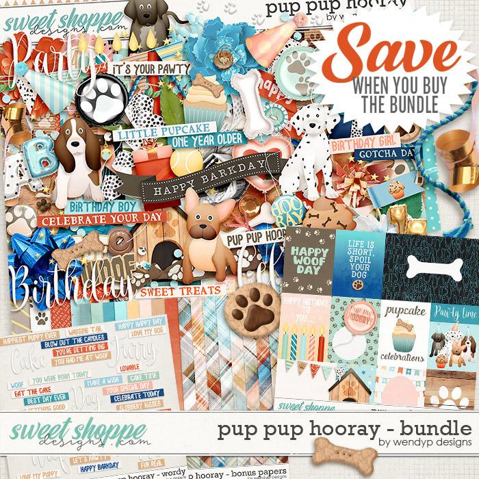 Pup pup hooray - Bundle by WendyP Designs