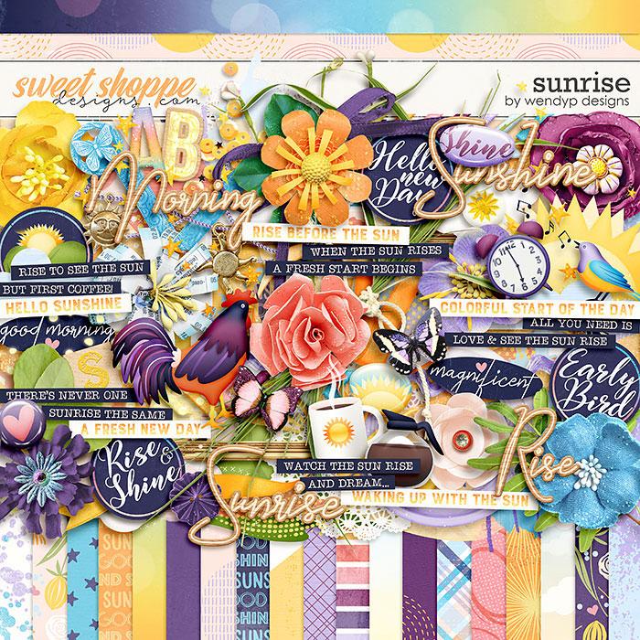 Sunrise by WendyP Designs
