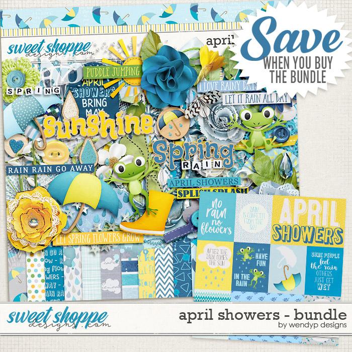 April Showers - bundle by WendyP Designs