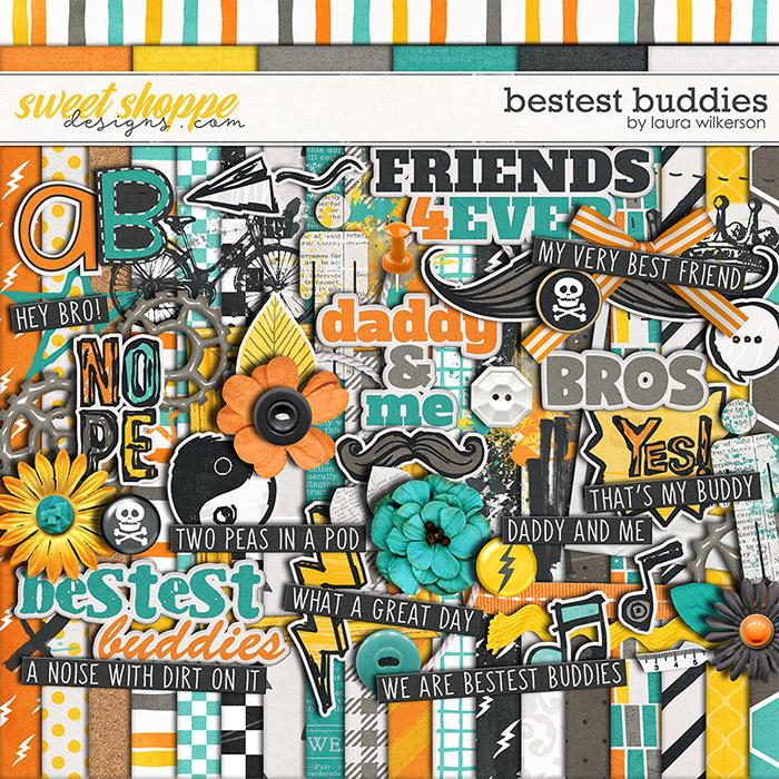 Bestest Buddies: Kit by Laura Wilkerson