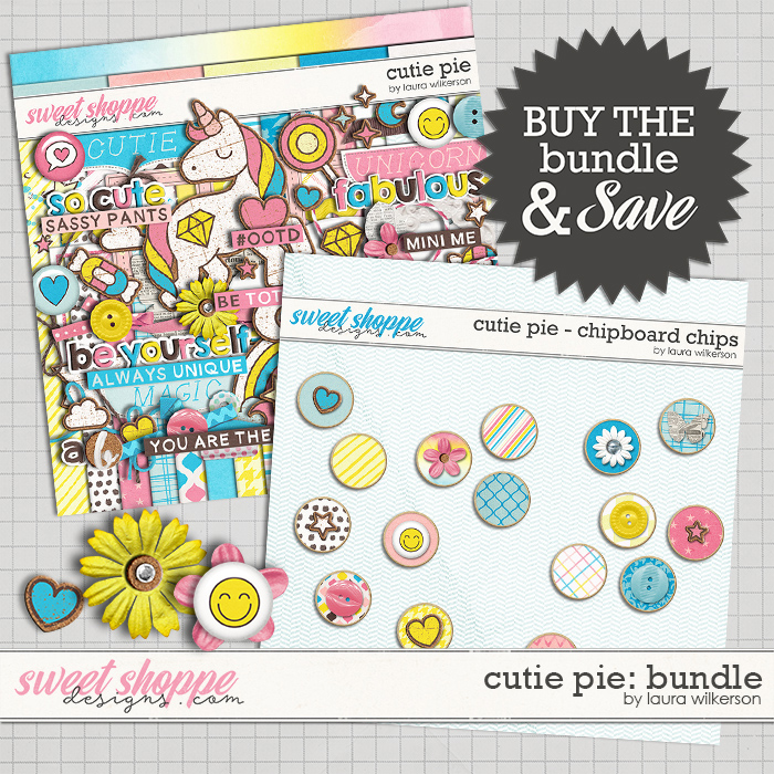 Cutie Pie: Bundle by Laura Wilkerson