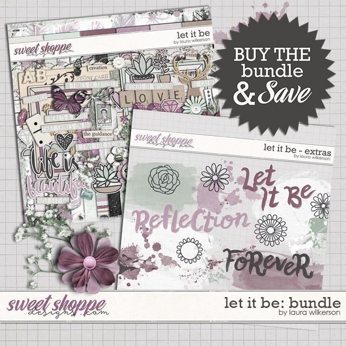 Let It Be: Bundle by Laura Wilkerson