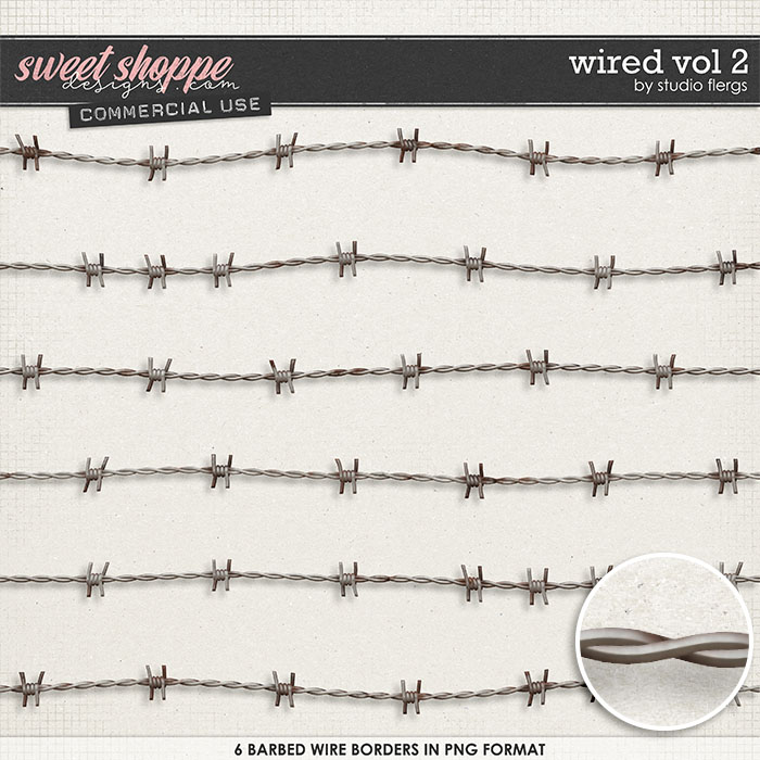 Wired VOL 2 by Studio Flergs