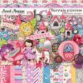Fairytale Princess by lliella designs