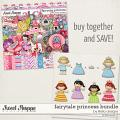 Fairytale Princess Bundle by lliella designs
