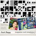 Magazine Rack Templates 2 by Misty Cato
