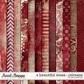 A Beautiful Mess - Crimson by Libby Pritchett
