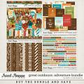 Great Outdoors: Adventure Bundle by Kristin Cronin-Barrow