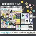A Better Version of Me: Bundle by Jenn Barrette