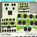 Brook's Templates - My Family Tree by Brook Magee
