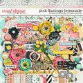 Pink Flamingo Lemonade by Jenn Barrette & Tickled Pink Studio