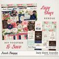 Lazy Days: Bundle by Kristin Cronin-Barrow