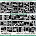 Cindy's Layered Templates - Universal Album 2 MEGA by Cindy Schneider