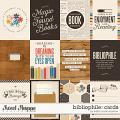 Bibliophile: Cards by Kristin Cronin-Barrow