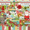 Jolly Christmas by Melissa Bennett