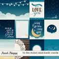 To the Moon and Back: Cards by Kristin Cronin-Barrow
