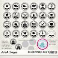 Celebration Day Badges by Misty Cato