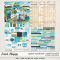 Great Outdoors: Oasis Bundle by Kristin Cronin-Barrow