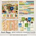 Great Outdoors: Meadows Bundle by Kristin Cronin-Barrow