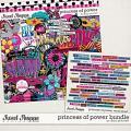 Princess of Power Bundle by Libby Pritchett