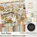 O Holy Night {Bundle} by Digilicious Design