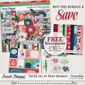 Hold On To That Dream - Bundle - by Red Ivy Design
