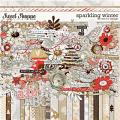 Sparkling Winter by Red Ivy Design