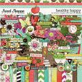 Healthy Happy by Brook Magee and Red Ivy Design