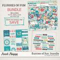 Flurries of fun {bundle} by Blagovesta Gosheva
