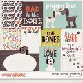 Bow Wow {Cards} by Digilicious Design