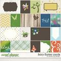Fairy Flutter Cards by Dream Big Designs