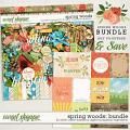 Spring Woods Bundle by Kristin Cronin-Barrow & Digital Scrapbook Ingredients