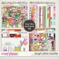 Laugh Often Bundle by Studio Basic and Little Butterfly Wings