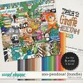Zoo-pendous! {Bundle} by Digilicious Design