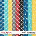 Scallywag Papers by Dream Big Designs