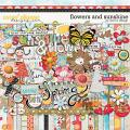 Flowers and Sunshine by Red Ivy Design