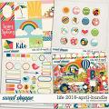Life 2016-April: Bundle by Melissa Bennett