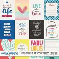 The magic of everyday {cards} by Blagovesta Gosheva