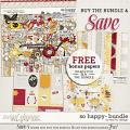 So Happy - Bundle by Red Ivy Design