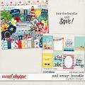 Sail Away: Bundle by lliella designs