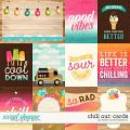 Chill Out: Cards by Kristin Cronin-Barrow